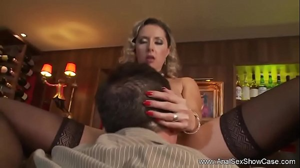 teeen Sexy anal fisting blonde
